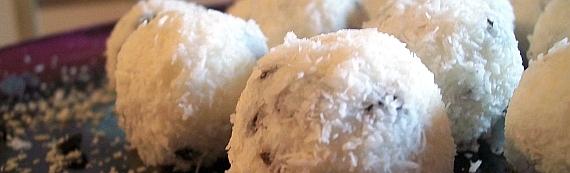 Bon Bons recipe - coconut & ricotta