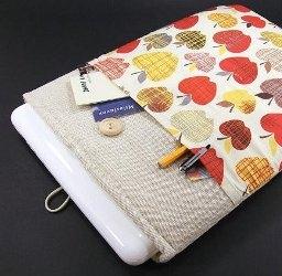 Blubees handmade ipad case