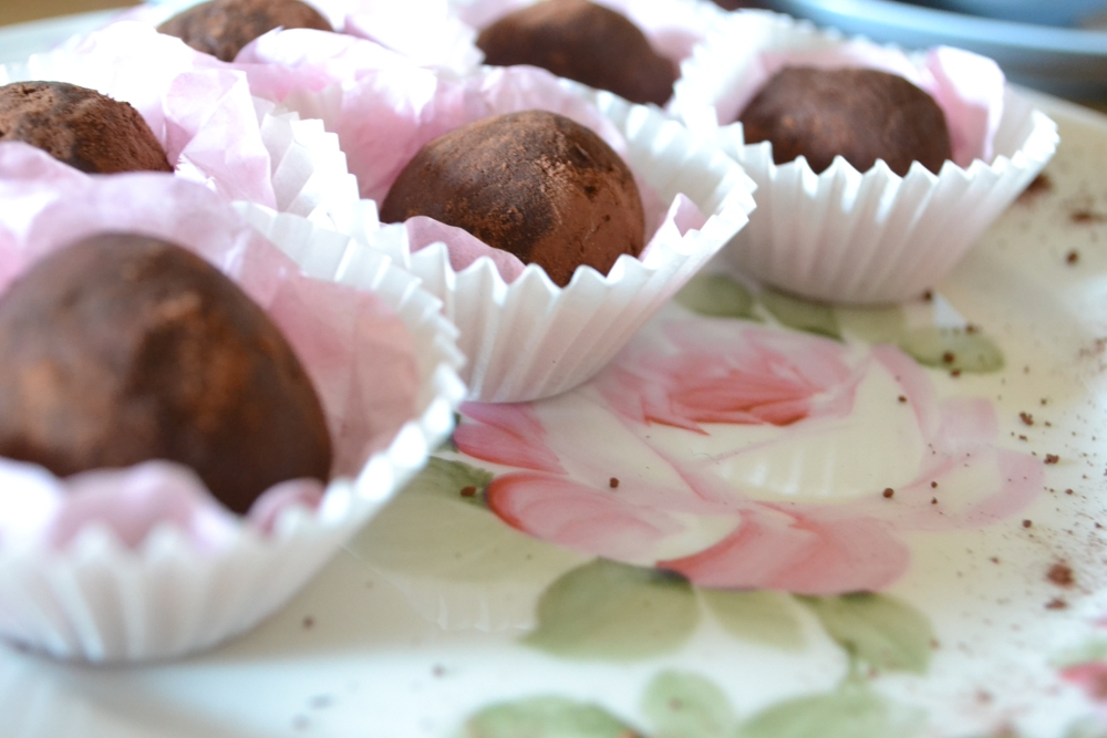 chocolate cookies mascarpone bon bons recipe