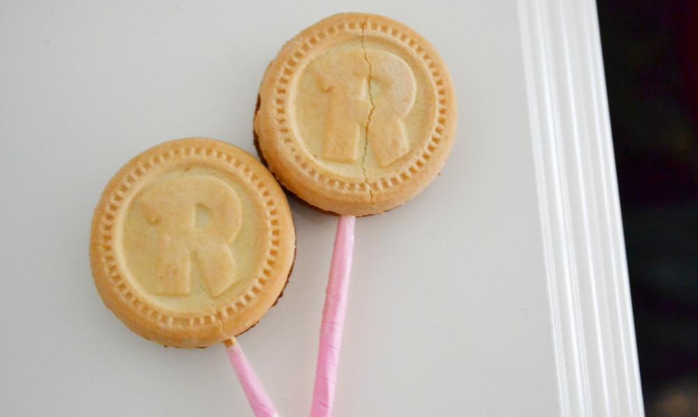 Ringo lollipops recipe - ringo