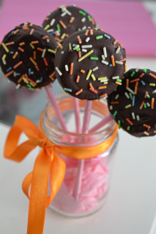 Ringo lollipops recipe